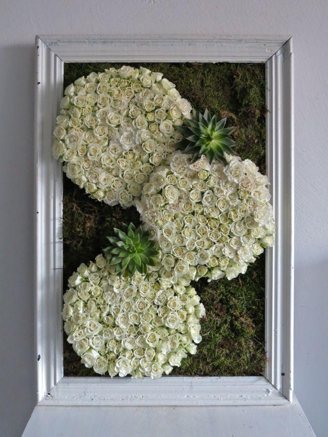 framed roses tableau vegetal deco fleur et jardin int rieur. Black Bedroom Furniture Sets. Home Design Ideas