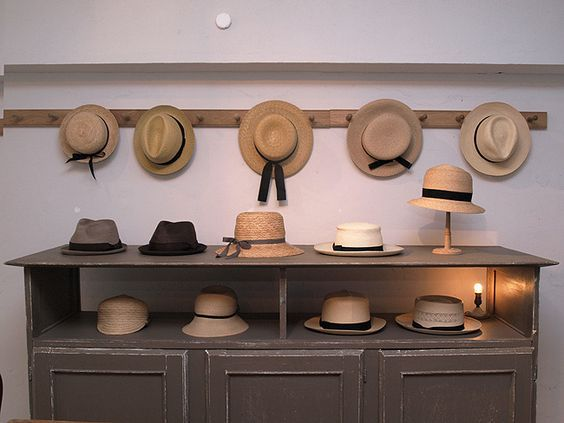 Beautiful 19 Easy And Simple DIY Hat Rack Ideas For Your Sweet Home