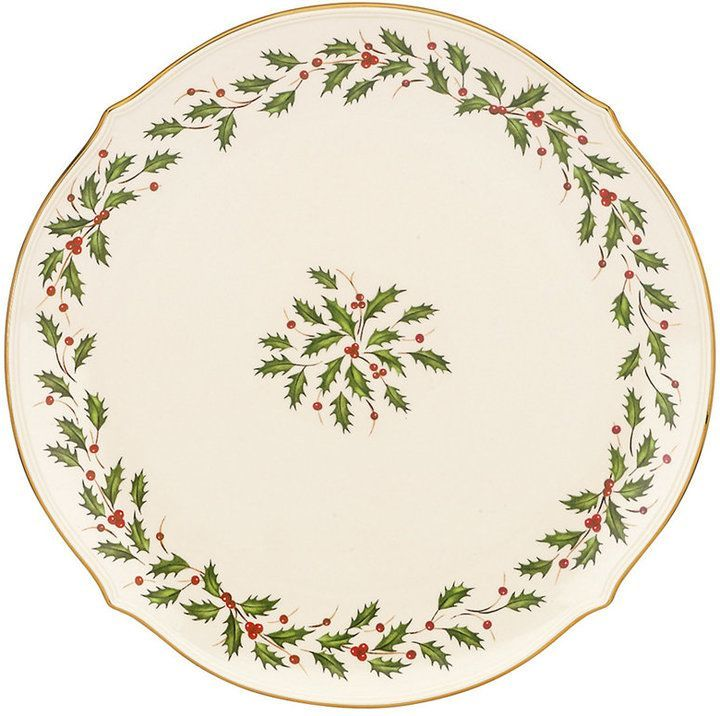 Christmas Bowls And Platters.Lenox Dinnerware Holiday Square Creamer Products In 2019