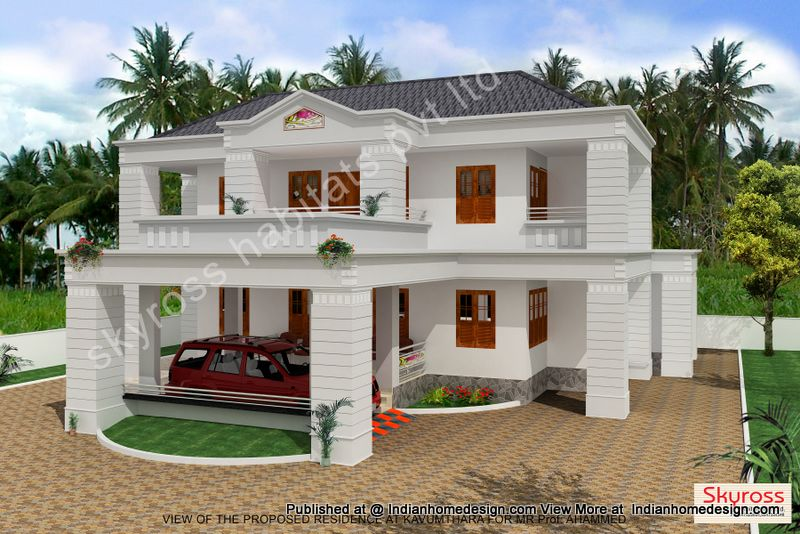 Awesome home design photo House plans photos kerala Home