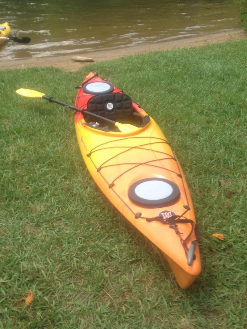 Carolina 12′ Perception « Kayak Trader | Kayaks | Perception