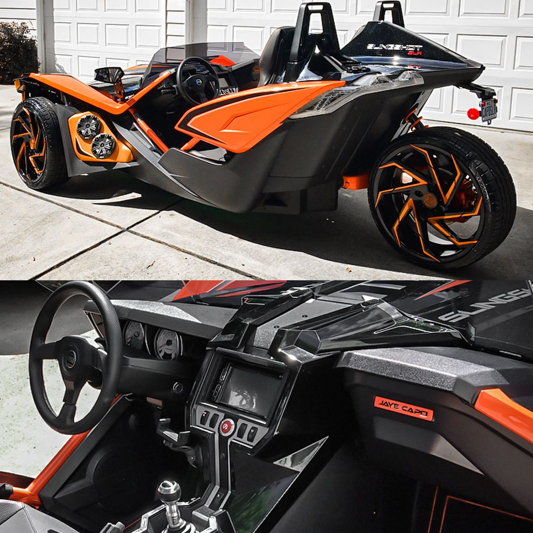 Pin By Miles Dixon On Polaris Slingshot In 2020 Polaris Slingshot Custom Wheels And Tires Custom Wheels