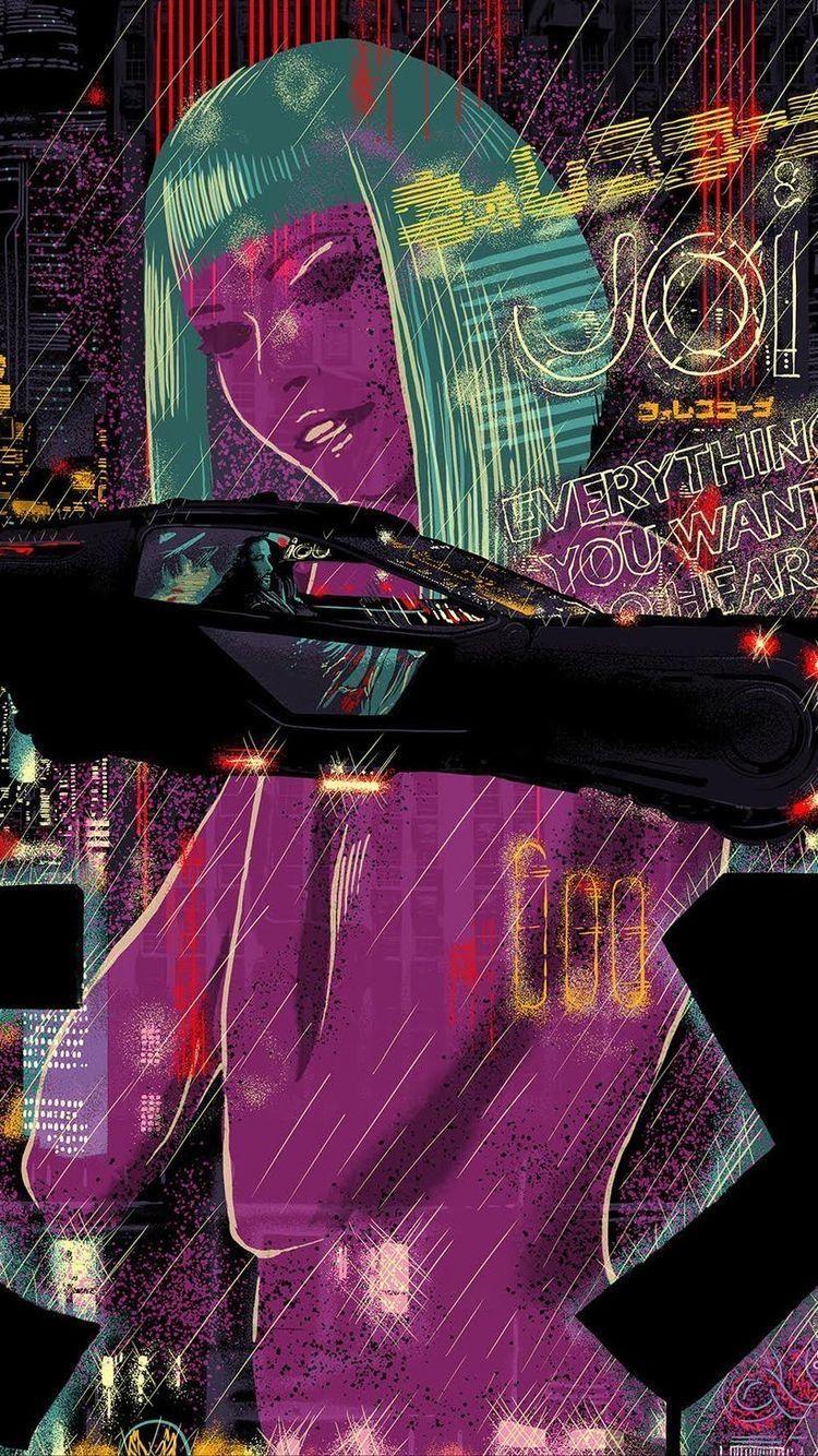 Film Review Blade Runner 2049 Strange Harbors Blade Runner Blade Runner Art Cyberpunk Aesthetic