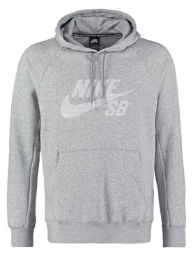 Nike Sudaderas Heatherwhite Grey es Sudadera Zalando Sb BUBS8