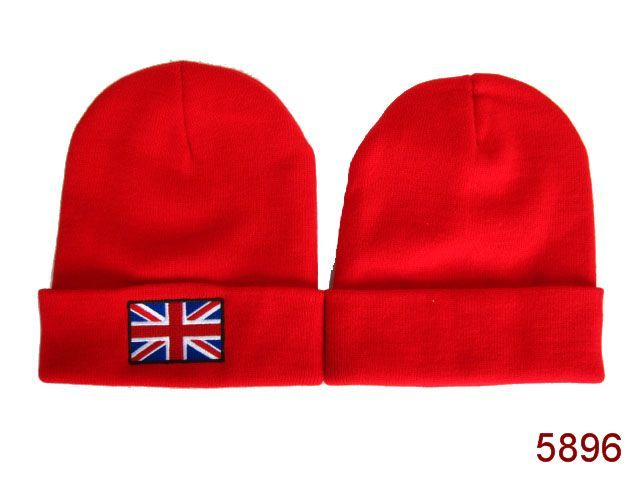47abed698d47 British Flag Beanies Knit Hats Red 002! Only  8.90USD