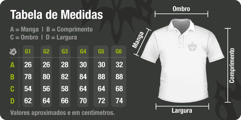 4d078e7499 Camiseta POLO Lisa Piquet Preta - BigShirts - Plus Size Homem