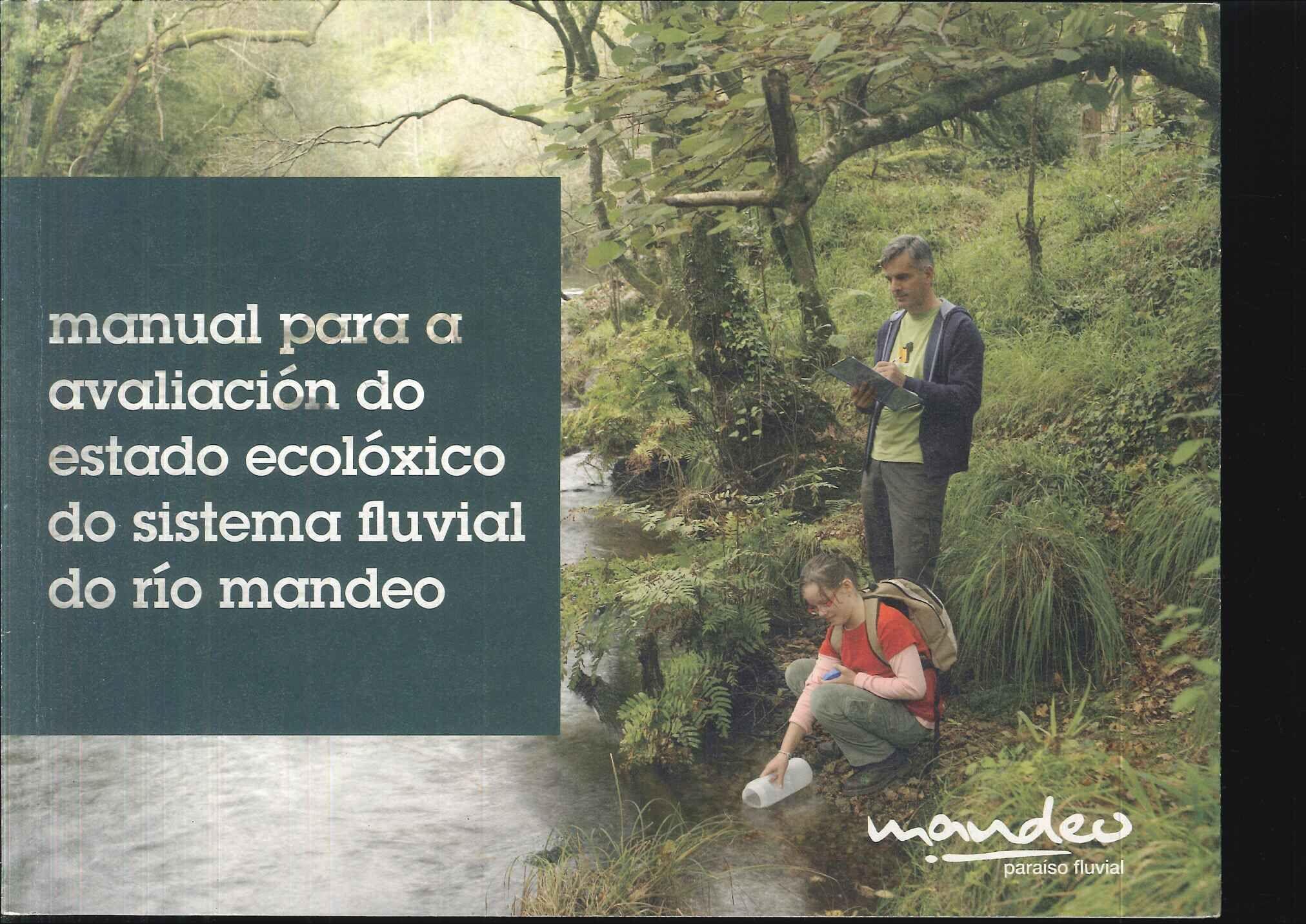 Manual Para A Avaliacion Do Estado Ecoloxico Do Sistema Fluvial Do