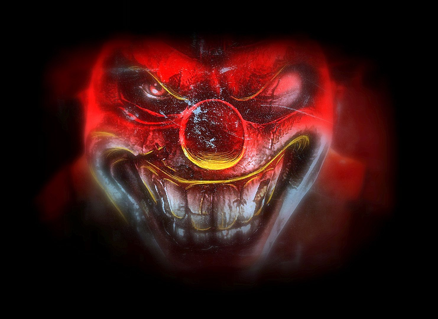 Sweet tooth twisted metal by - Sweet tooth wallpaper twisted metal ...