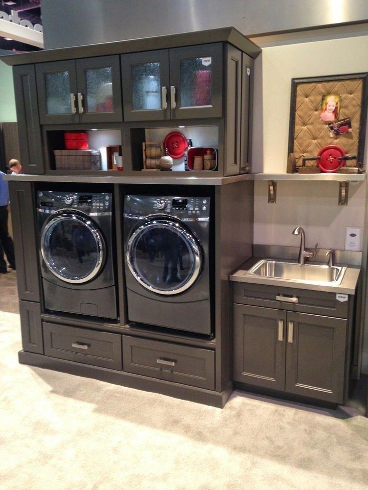 40 creative basement laundry room ideas for your home 24 images