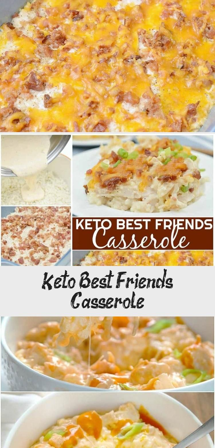 Keto Best Friends Casserole is one of those keto make ahead meals that is perfect for meal prep intentional leftovers pot lucks or school functions Adapted from a traditi...