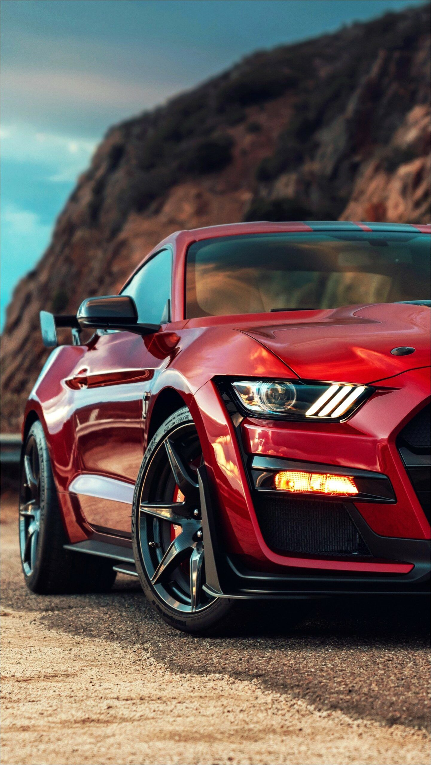 2020 Mustang Gt500 Wallpaper 4k In 2020 Mustang Cars Ford