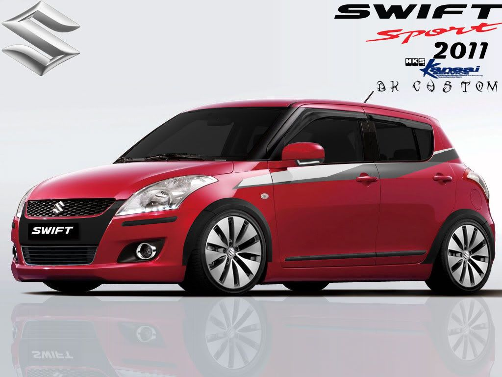 Suzuki swift sport 2013 pictures to pin on pinterest - Custom Suzuki Swift Sport Modified Street Cars