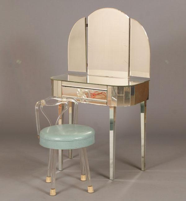 Lovely Art Deco Vanity Antique Helper