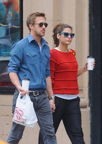 Ryan Gosling & Eva Mendes Generally Preparing for The Baby?