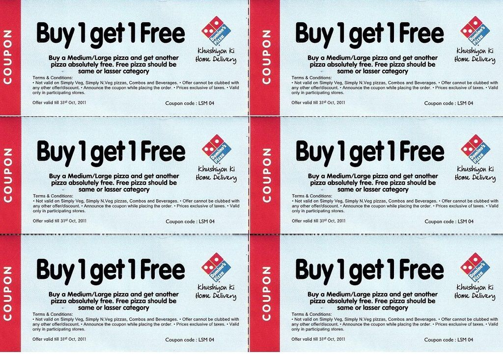picture relating to Printable Dominos Coupons identify Dominos Coupon codes 2014-2015 - Printable coupon codes and Dominos