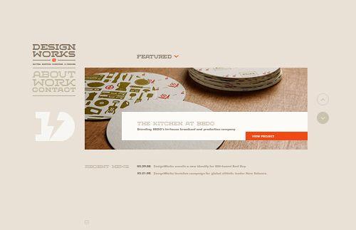 DesignWorks - Web Site on Web Design Served