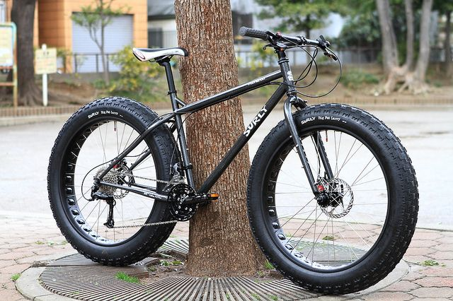 Surly Moonlander Complete Bike Velo Pignon Fixe