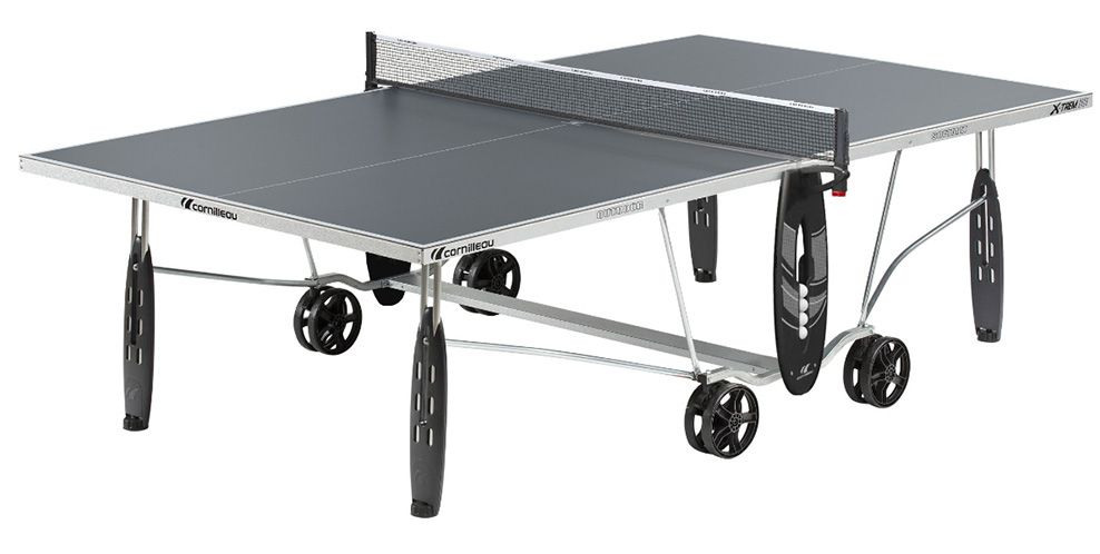 Table Ping Pong Cornilleau Sport X Trem S Crossover Exterieur Outdoor Loisir Ping Pong Table Ping Pong Table