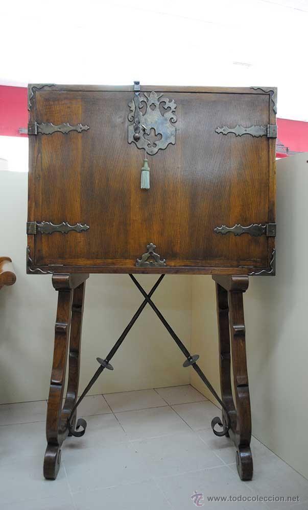 Bargue o castellano coleccion muebles antiguos - Muebles castellanos antiguos ...