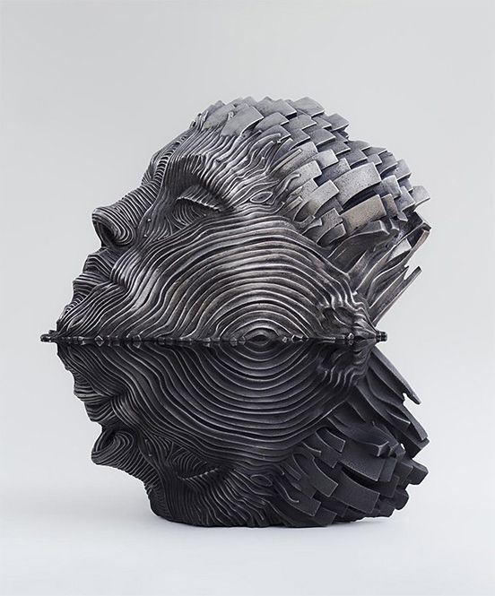 Flow Stainless 3D Functional and Sculptural Art | The Design ...