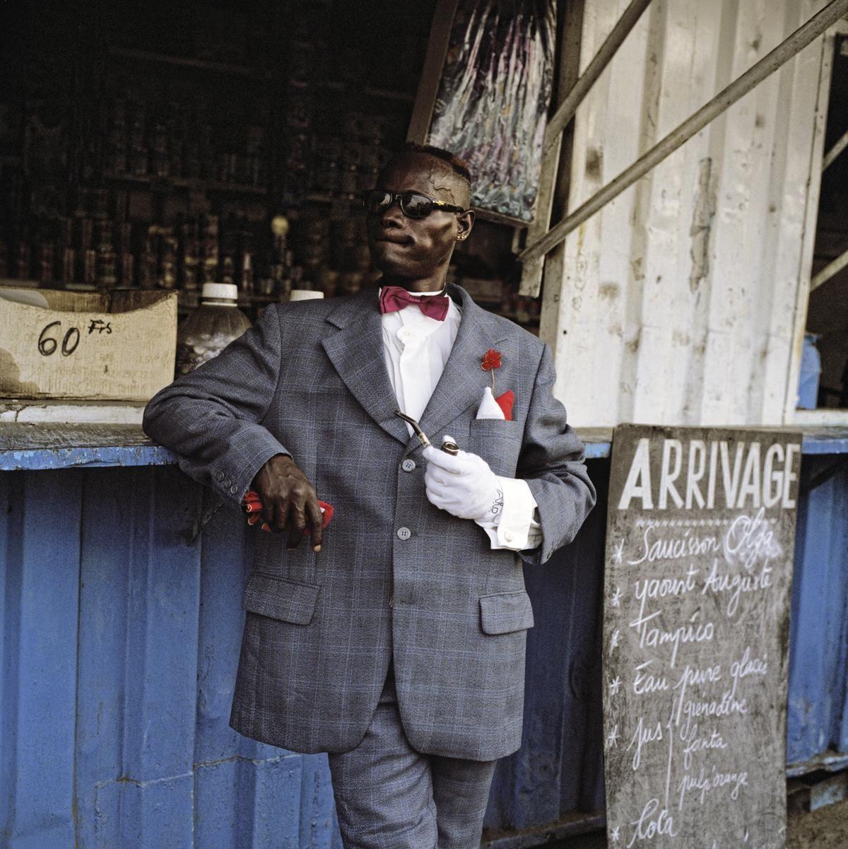 Elegant Man, Suit Jacket, Fashion