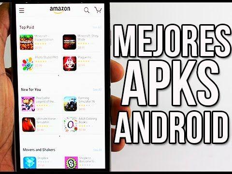 8 Impresionantes Aplicaciones Android que No Estan en Google Play