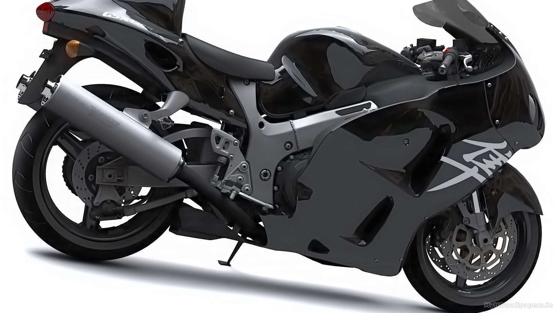Click here to download in hd format suzuki hayabusa pure black https
