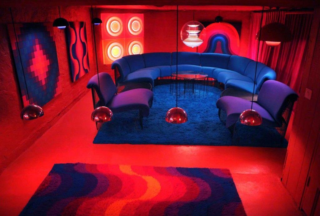 red object blue light - Google 搜尋 | Archi & interior | Pinterest ...