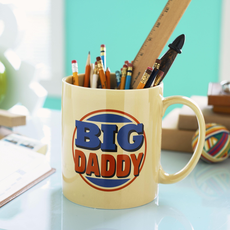 Big daddy jumbo mug 1995 perfect gift for dad gifts
