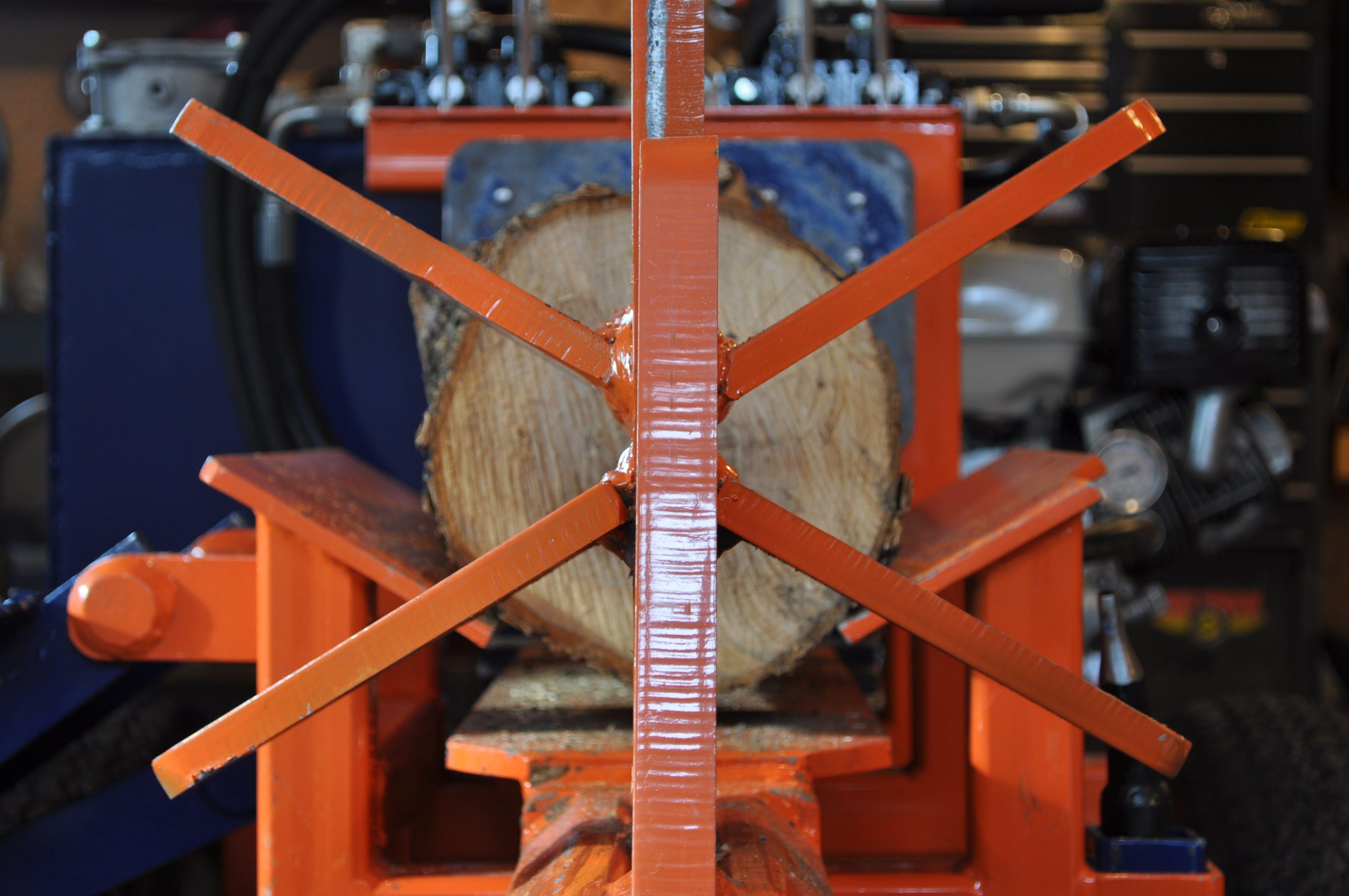 6 way wood splitter wedge and log cradle good ideas in 2019. Black Bedroom Furniture Sets. Home Design Ideas