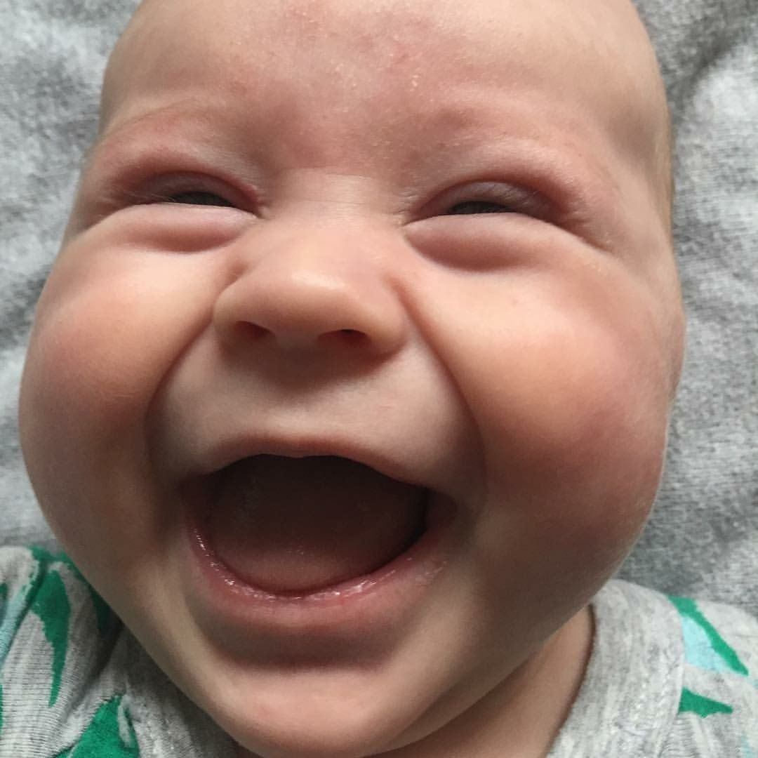 Biggest Smile Ever Beautiful Child Ryder Dont Worry Be Happy