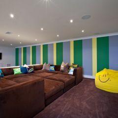 Pleasant Sleepover Room Just Add A Huge As Tv A Xbox Surround Uwap Interior Chair Design Uwaporg