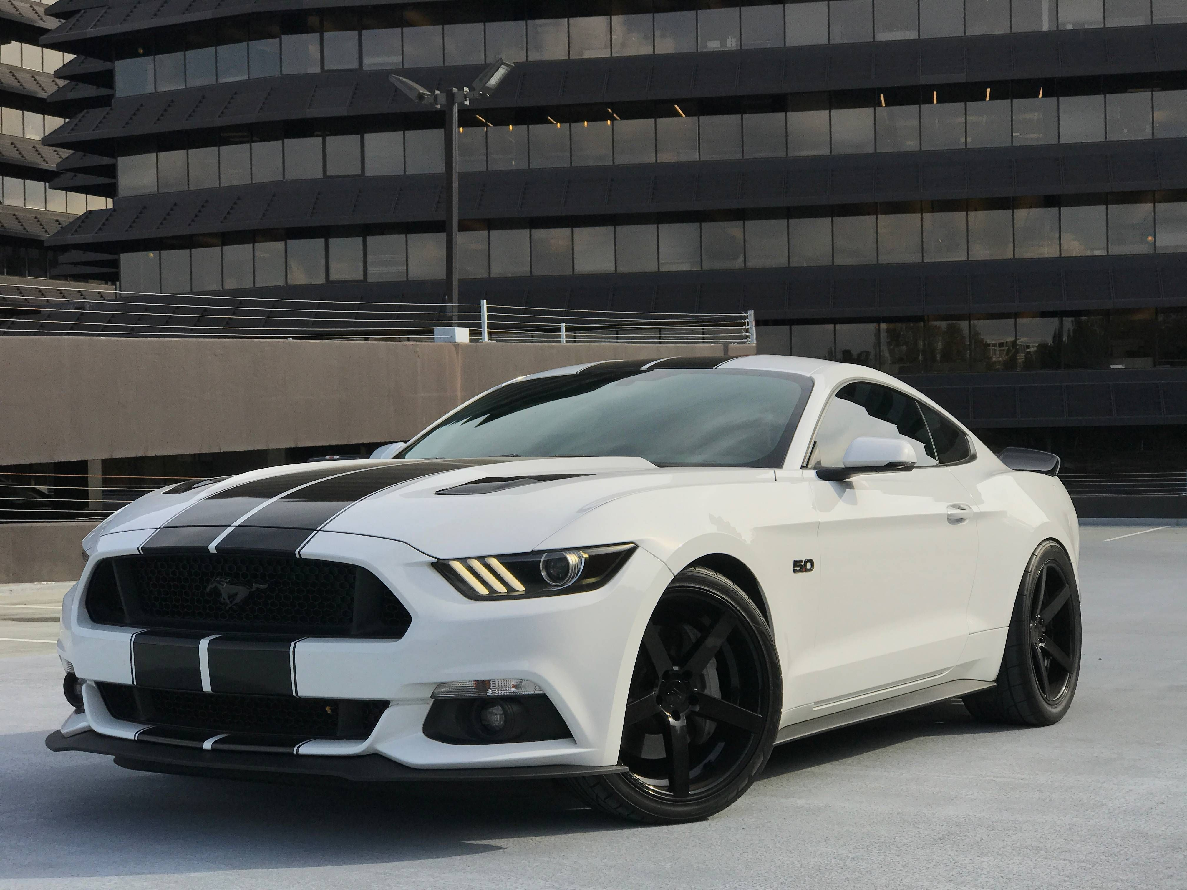 S550 got some new wheels and cosmetic mods mustang usedcar car cars