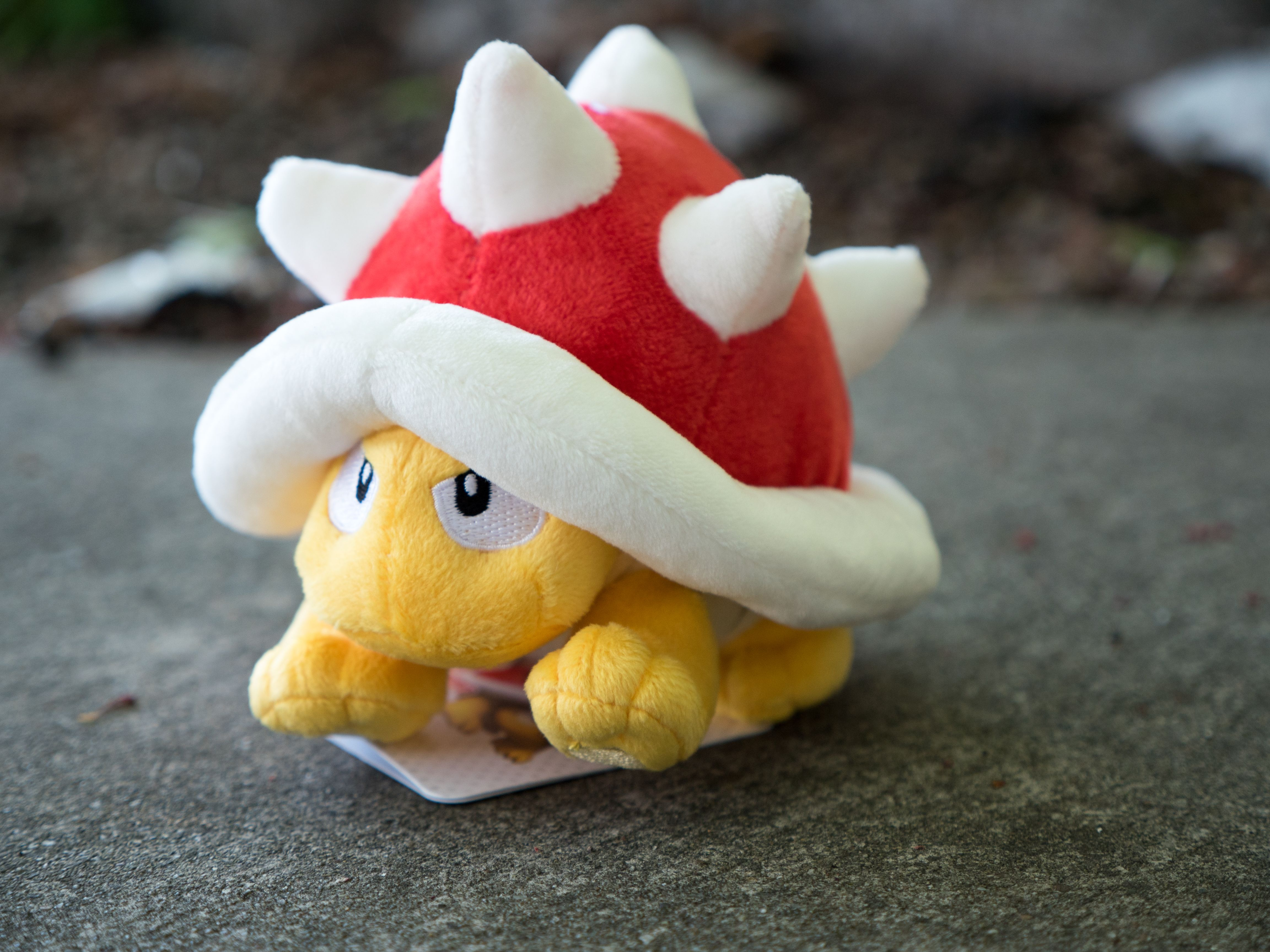 Super Mario Spiny 5 Super mario, Mario, Plush toy