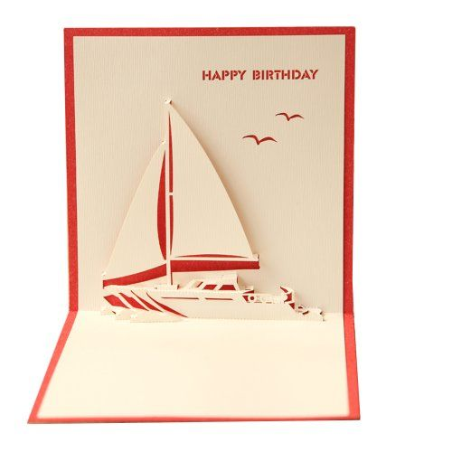 Risultati immagini per popup lighthouse card template christmas - birthday greetings template