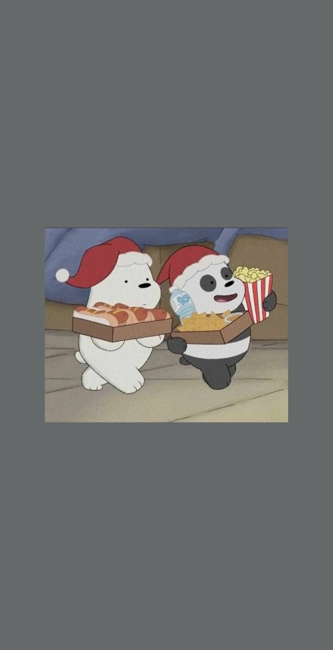 We bare bears grey wallpaper by sky_mylove07 - c050 - Free on ZEDGE™