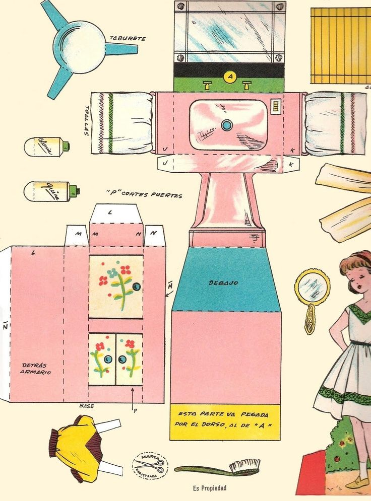 Pin by Nic Reily on Mid-century Miniatures Pinterest Toilet and