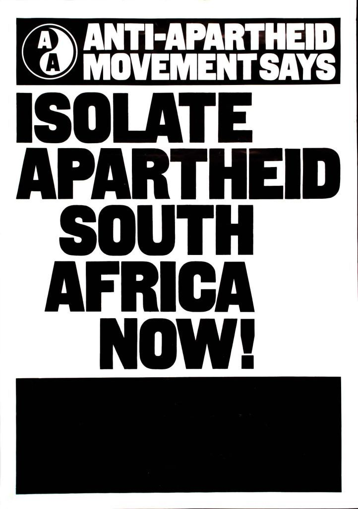 The roots of the south african anti apartheid campaign in grand