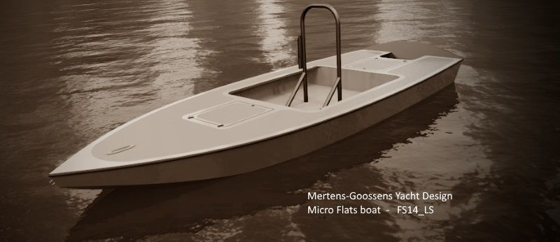 Flats boat, plan | Boat plans, Boat, Build your own boat