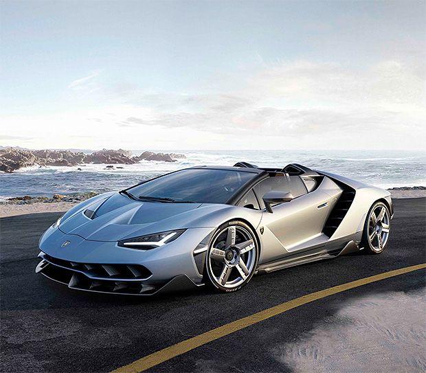 Lamborghini Centenario Roadster Cars Lamborghini Centenario