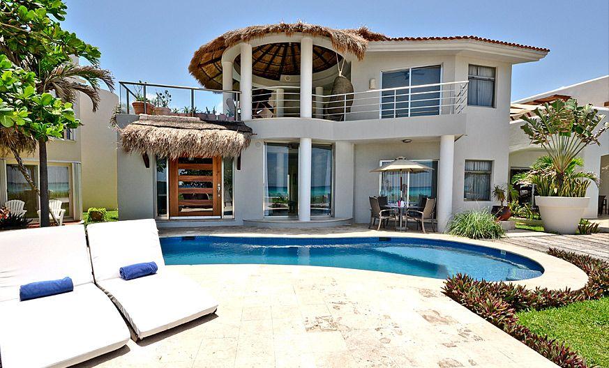 Villa Turquesa, Riviera Maya Villa In Mexico Vacation Homes For Rent,  Vacation Rentals,