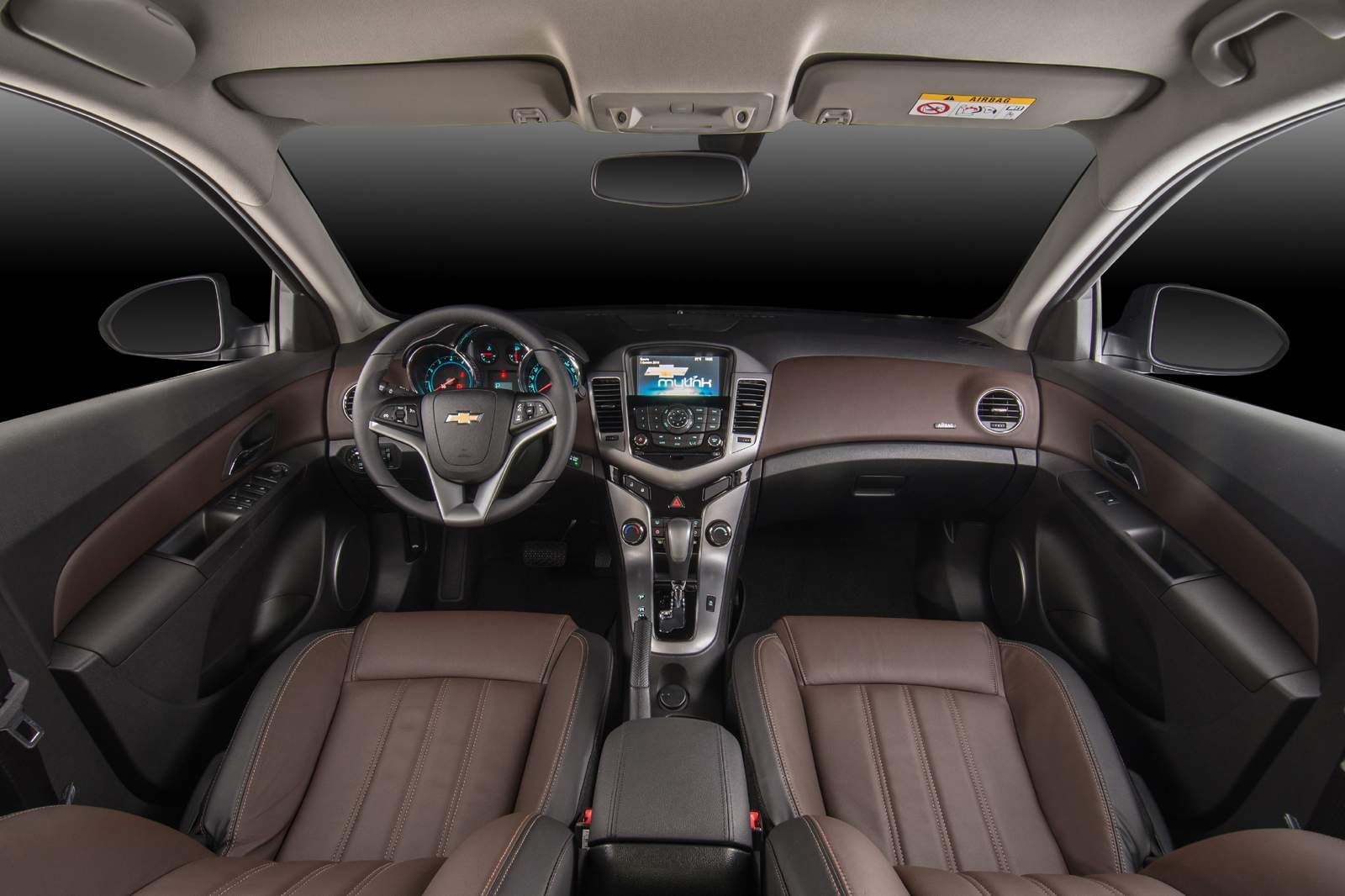 2015 chevrolet cruze interior interior do gm cruze sedan 2015