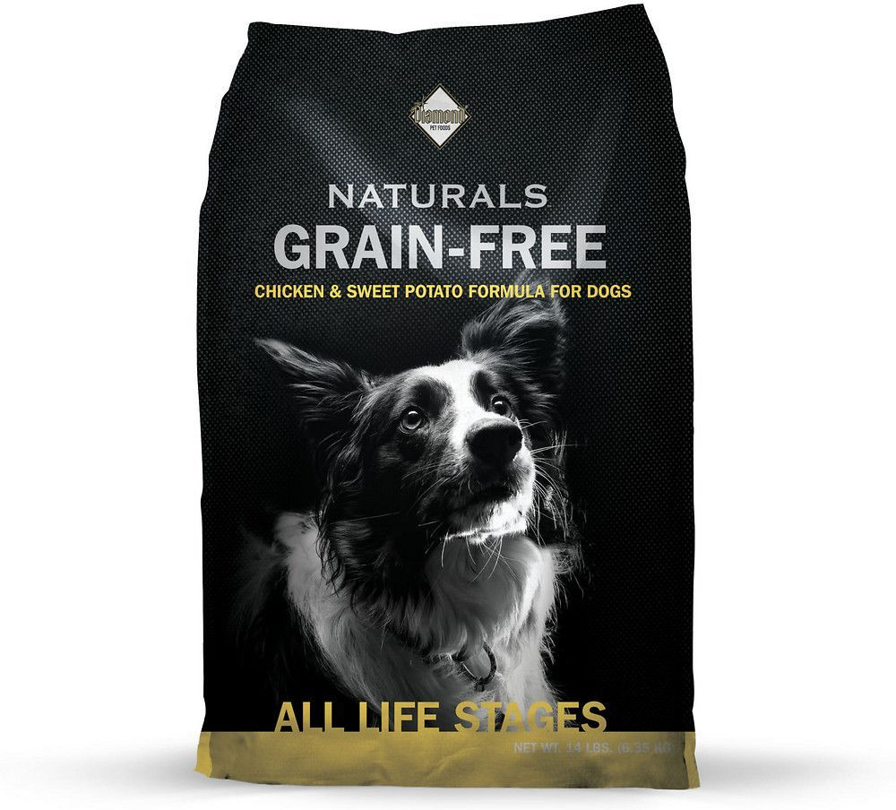 Diamond naturals chicken sweet potato dry dog food 14