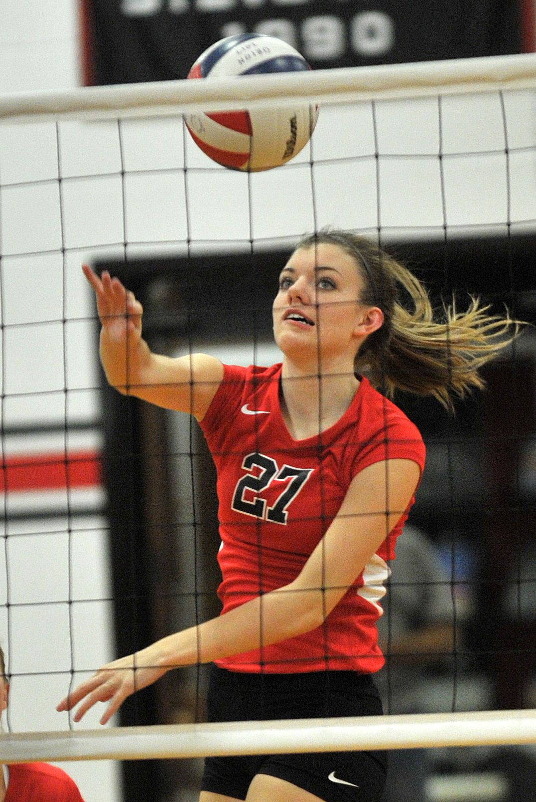 Orion Spikers Stopped In Sectional Final High School Sports Orion Volleyball