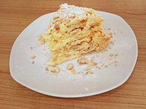 Russischer Napoleon Kuchen Rezept Kuchen Rezepte Rezepte Kochen Und Backen