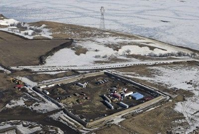 Even though Energy Transfer Partners (ETP) has finished laying the pipeline under the Missouri River, representatives of the tribe say the…