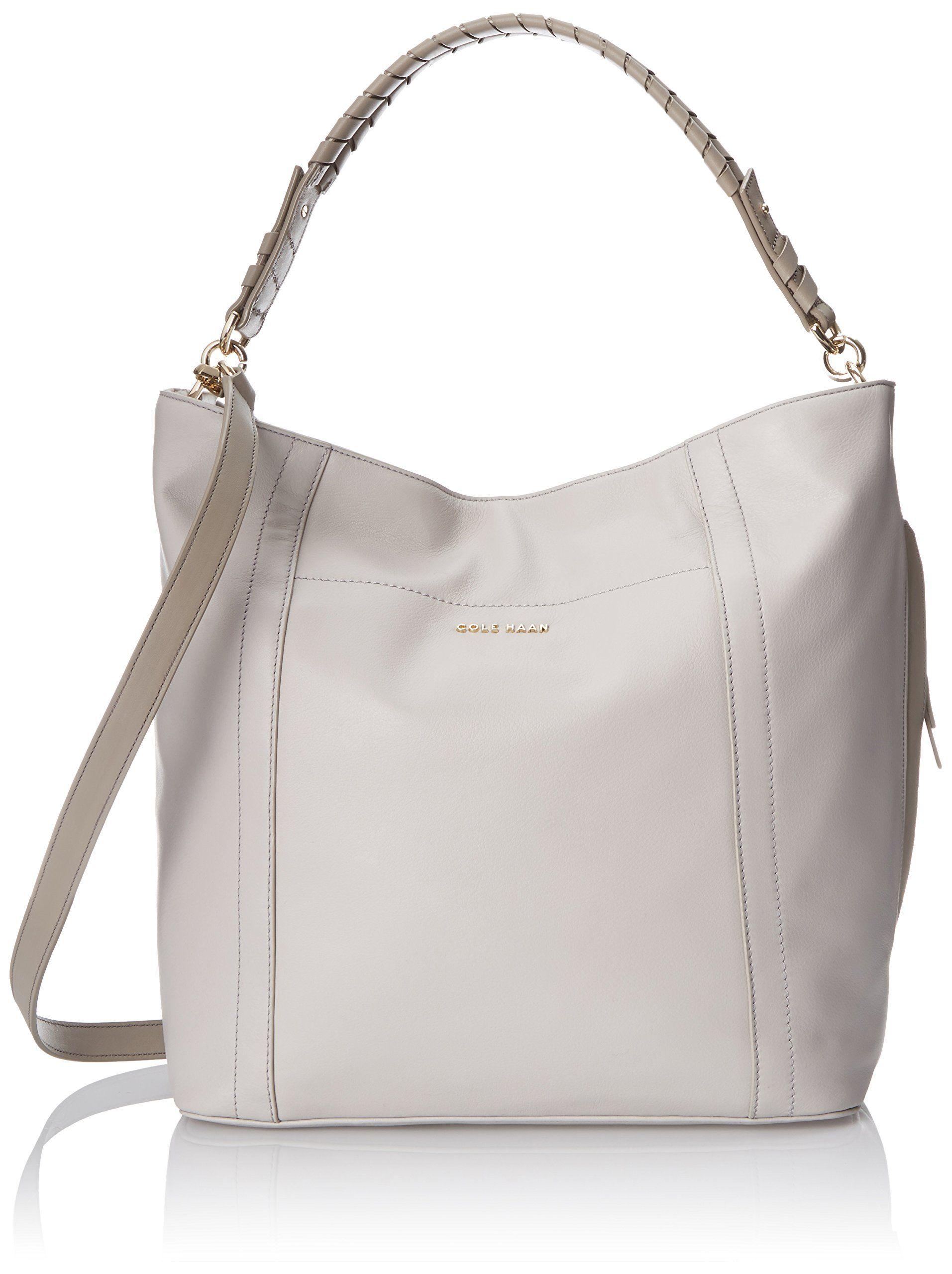fea1d27b39e5 Cole Haan Felicity Double Strap Hobo Shoulder Bag