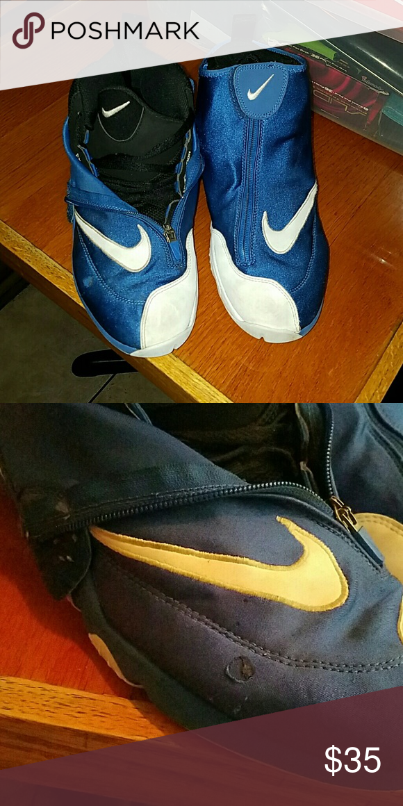 c6f3e5cc622a Nike Zoom The Glove 2 Nice Bball shoe. Comfy. Used but plenty of miles away  from no good. Offers and Bundling is ENCOURAGED! Nike Shoes Athletic Shoes