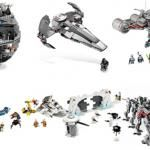 15 of the Best Star Wars LEGO Sets for Holiday Gift Giving (list)