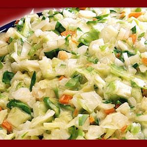 """KFC"" Cole Slaw from See full recipe on:My RecipesMy Recipes, found @Edamam!"
